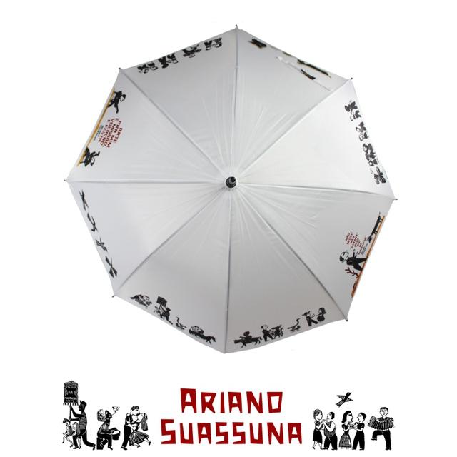 GUARDA-CHUVA ARIANO - Branco
