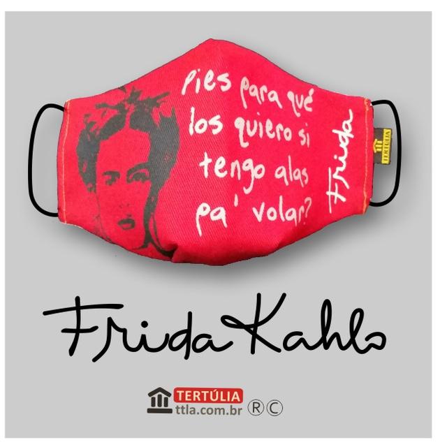 Máscara Poética Frida Kahlo - Alas