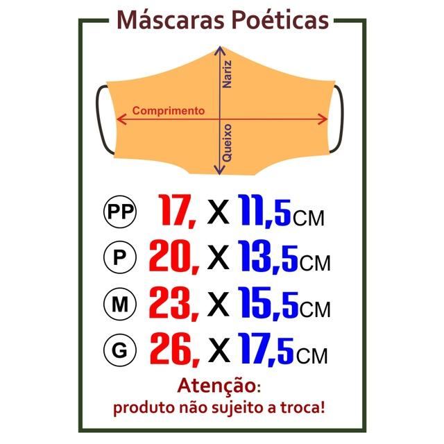 Máscara Poética Noel Rosa