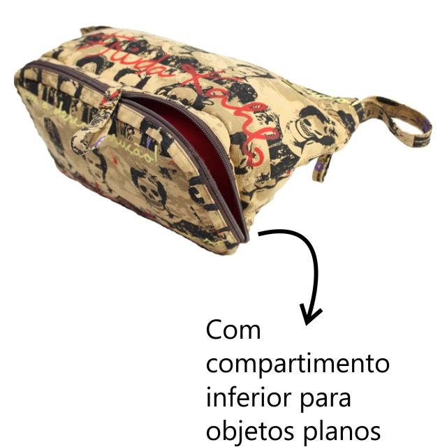 Nécessaire de Lona - Frida Kahlo
