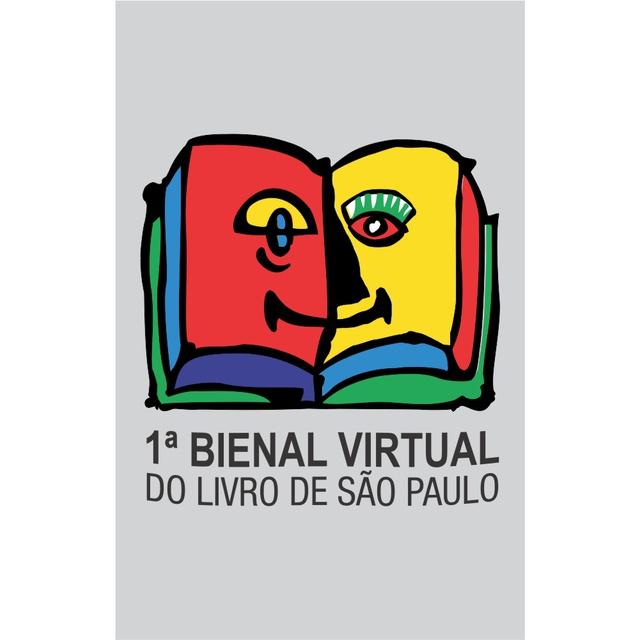 Book Bag Bienal Virtual do Livro de Sâo Paulo