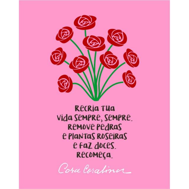 Bolsa Cantil Cora Rosa
