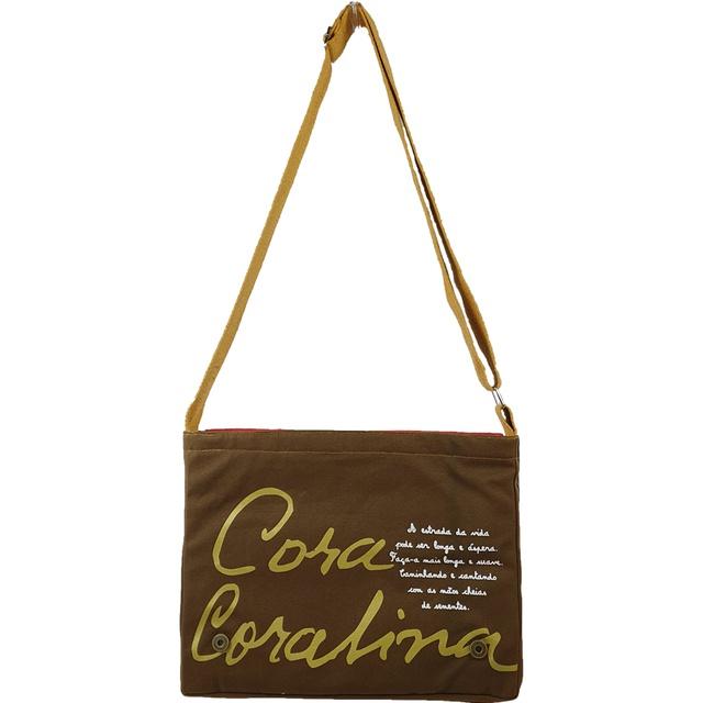 Bolsa Notebook Cora Coralina