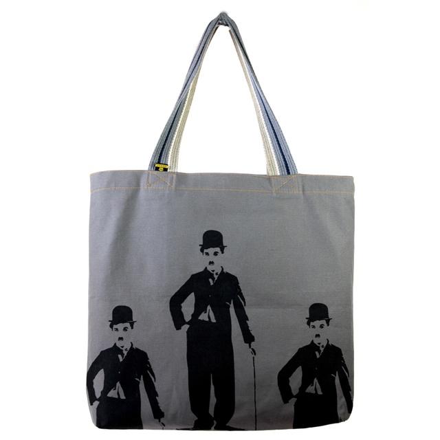 Bolsa Chaplin G Cinza
