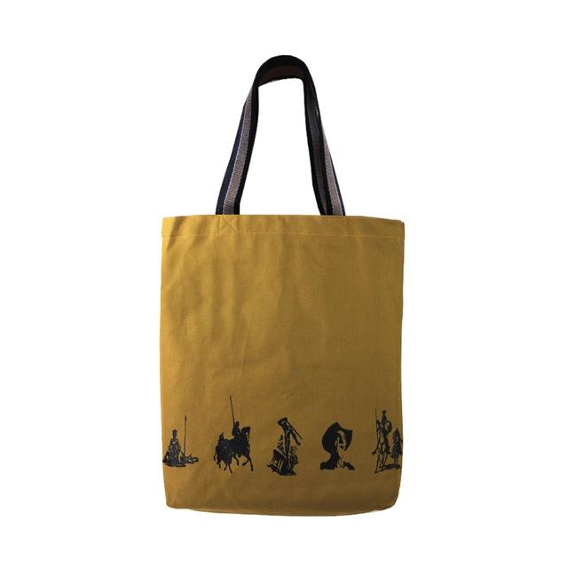 Bolsa Dom Quixote Cru
