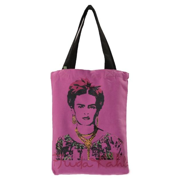Bolsa Frida Kahlo P Rosa