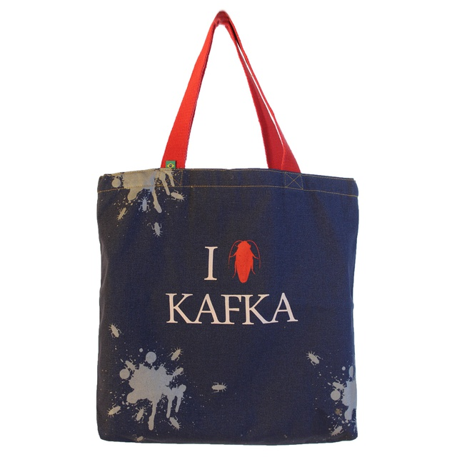 Bolsa Kafka Azul
