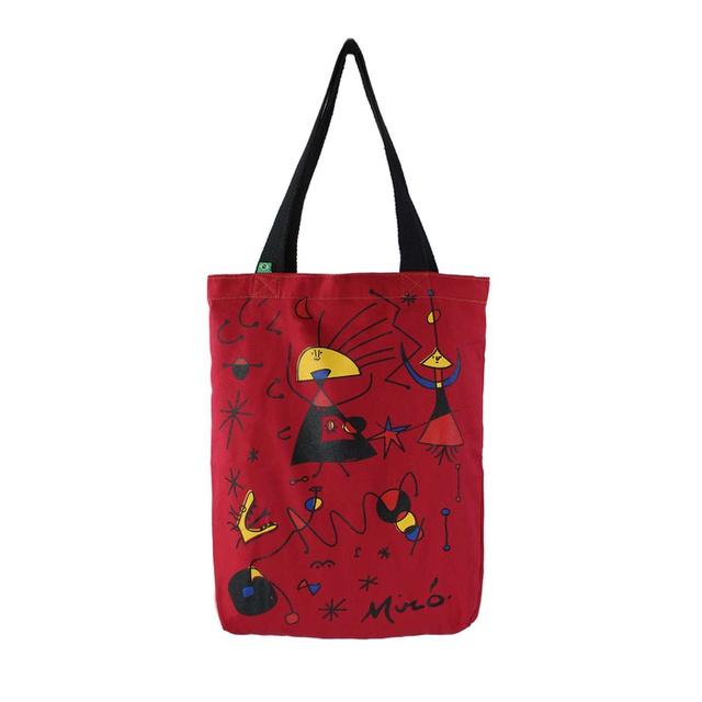 Bolsa Miró Vermelha