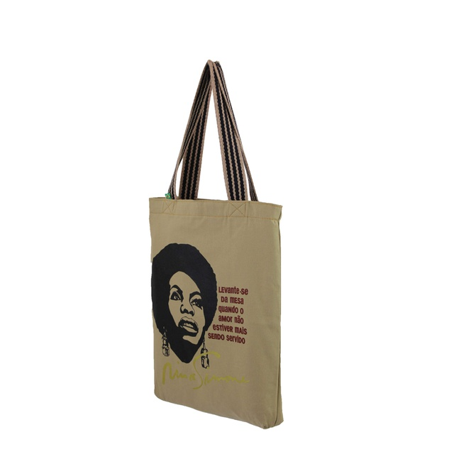 Bolsa Nina Simone P Cru