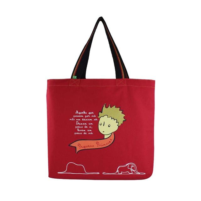 Bolsa Pequeno Príncipe Vermelha