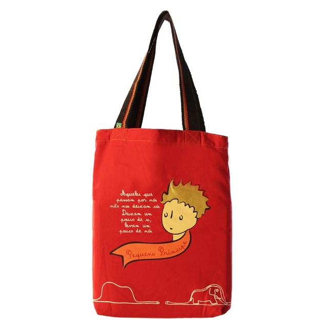 Bolsa Pequeno Príncipe P Vermelha
