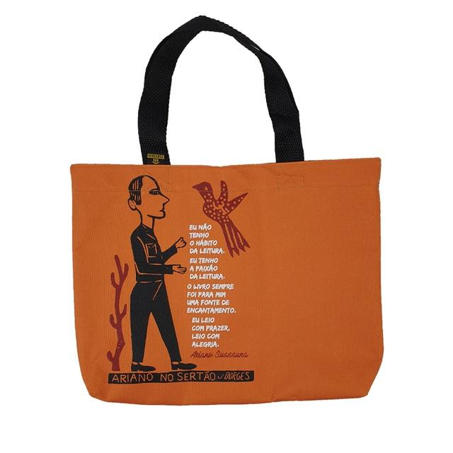Book Bag Ariano Suassuna