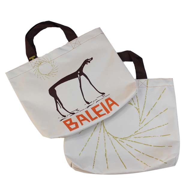 Book Bag Baleia