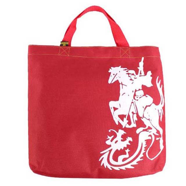 Book Bag Ogum Vermelha