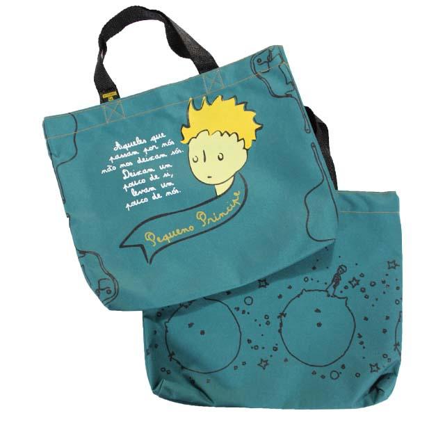 Book Bag Pequeno Príncipe