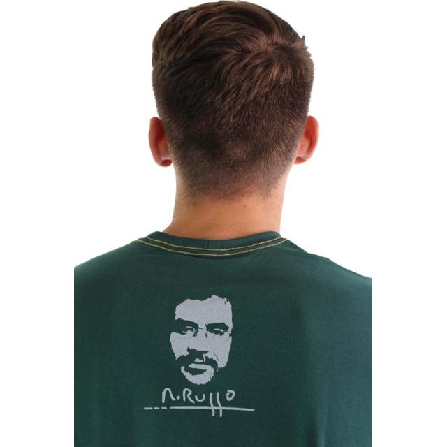 Camiseta Renato Russo - Vento no Litoral Verde Musgo