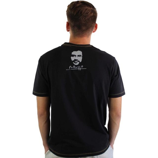 Camiseta Renato Russo - Vento no Litoral Preta