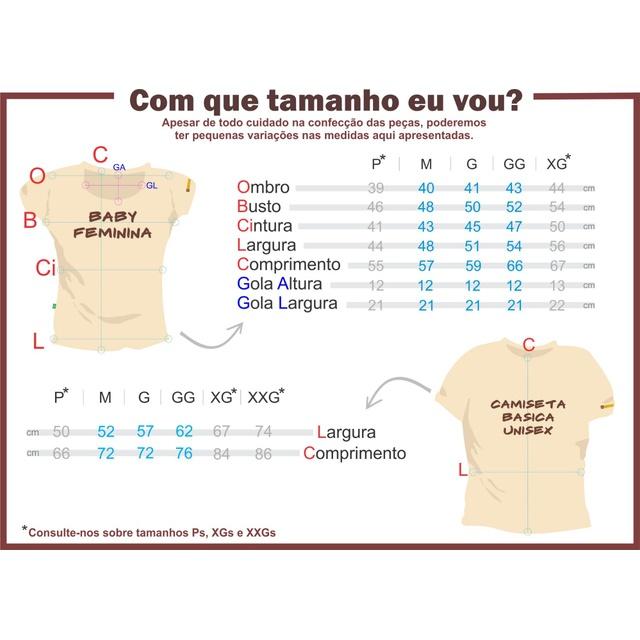Babylook Camões Marinho