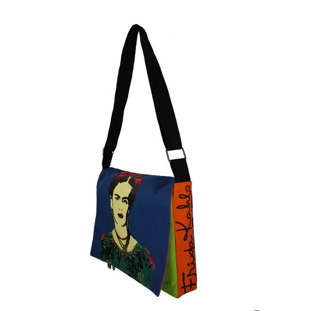 Bolsa Notebook Frida Kahlo Color