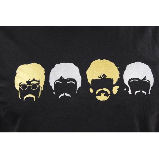 Babylook Beatles Preta