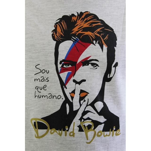 Camiseta David Bowie Gelo