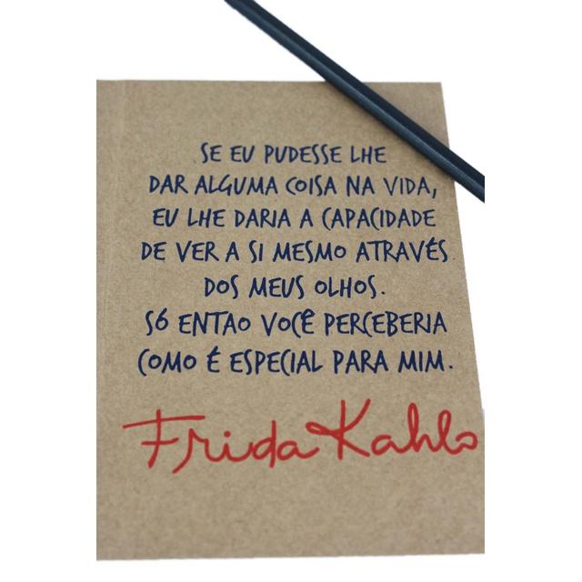 Cartão Frida Kahlo