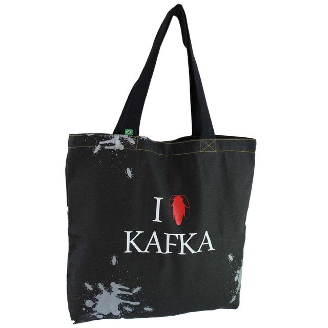 Bolsa Kafka Preta