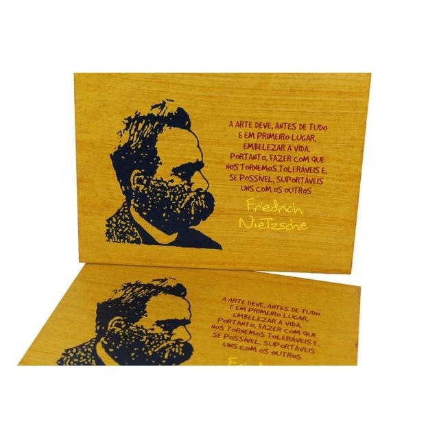 Quadrinho Nietzsche