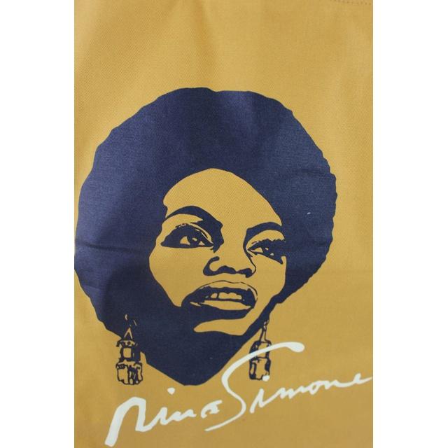 Bolsa Nina Simone Liberdade Mostarda