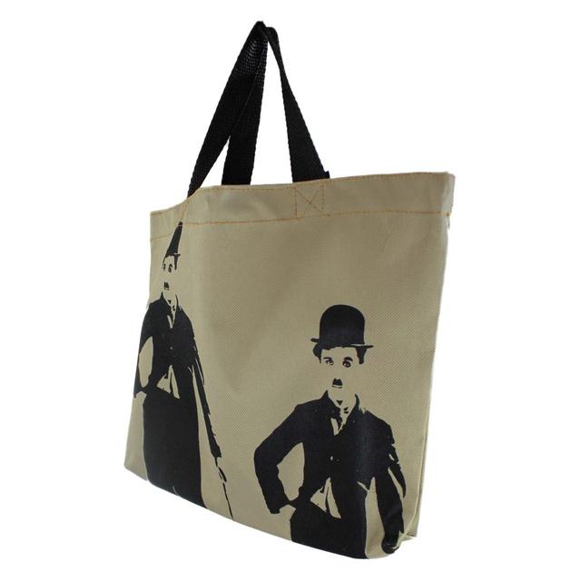 Book Bag Charles Chaplin Cru
