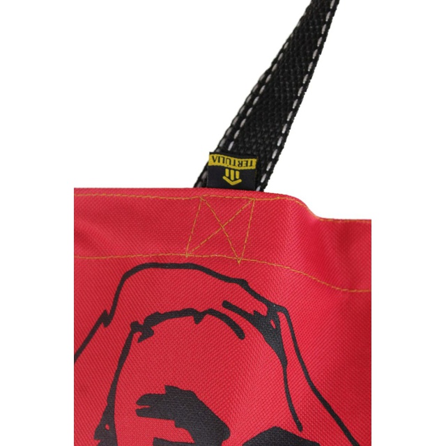 Book Bag Karl Marx Vermelha