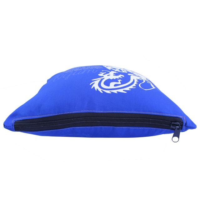 Capa de Almofada Ogum Azul