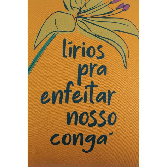 Capa de Almofada Oxum Amarela