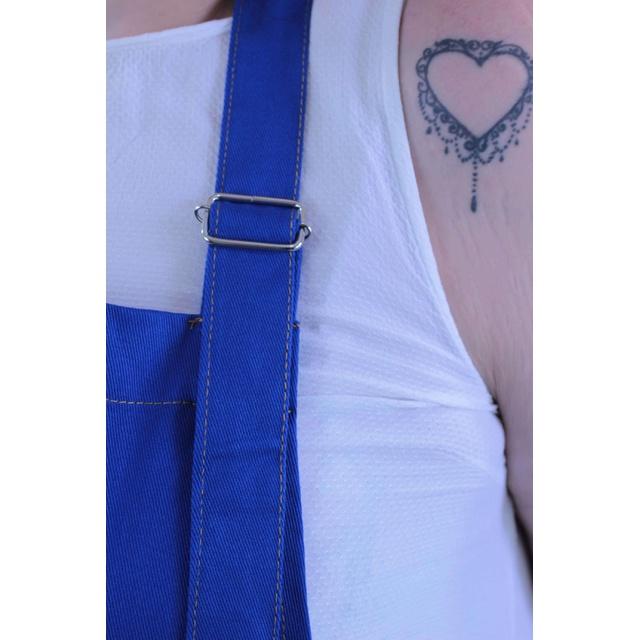 Avental Iemanjá Azul