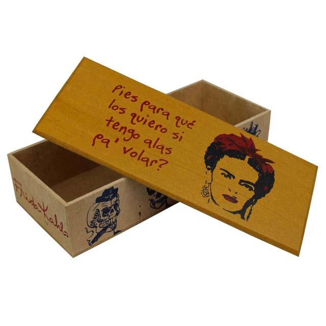 Caixa Bacana Frida Kahlo