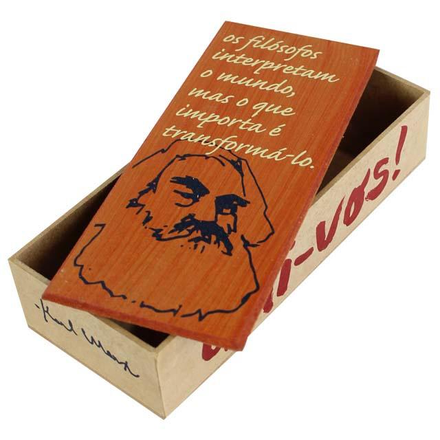 Caixa Bacana Karl Marx
