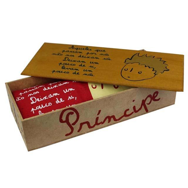 Caixa Bacana Pequeno Príncipe