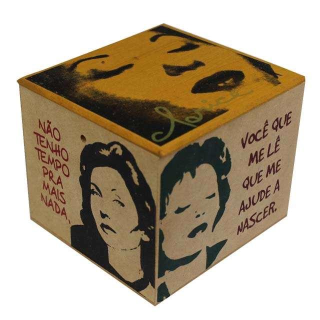 Caixa Porta Chá Clarice