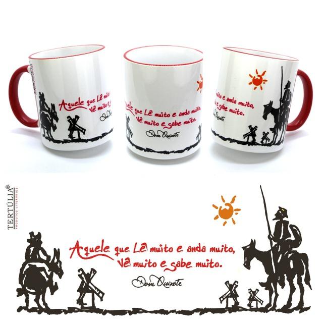 Caneca Dom Quixote