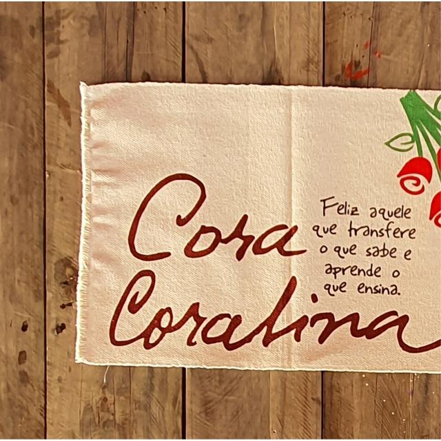 CENTRO DE MESA CORA CORALINA - cru