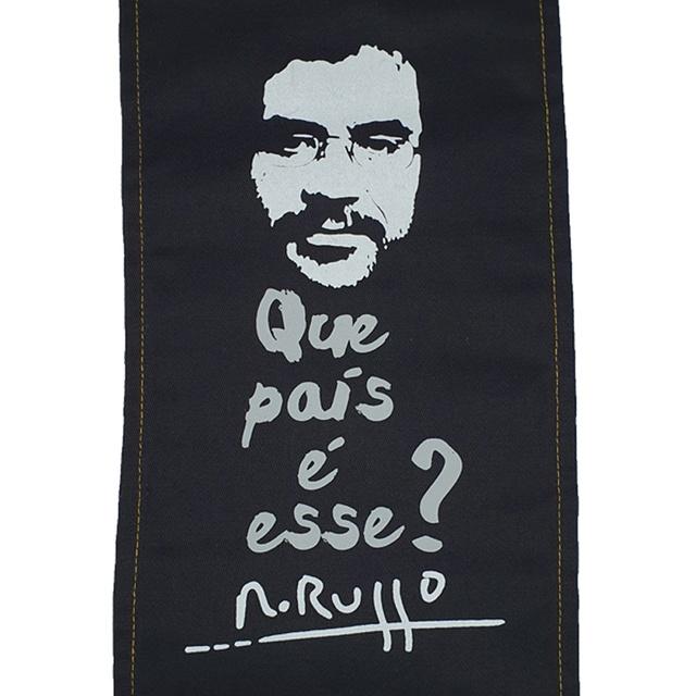 Flâmula Renato Russo Preta