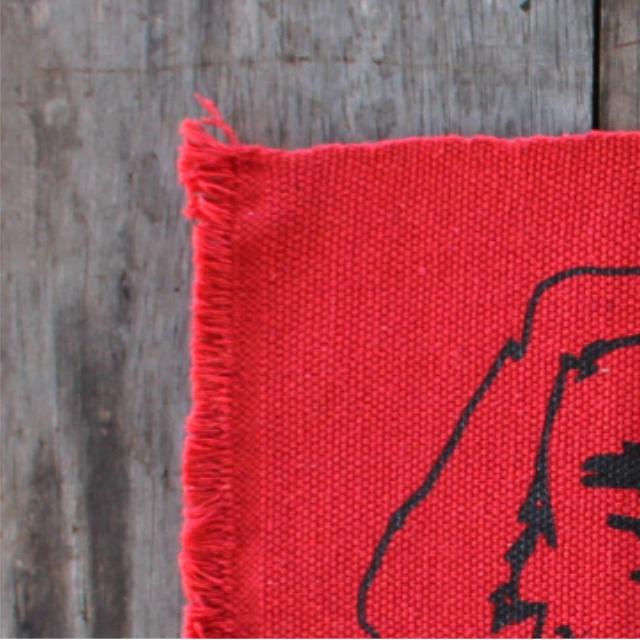 LUGAR NORDESTINO MARX (FILÓSOFOS) - vermelho