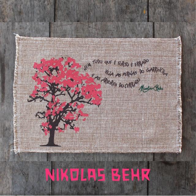 LUGAR NORDESTINO NICOLAS (IPÊ ROSA) - bege