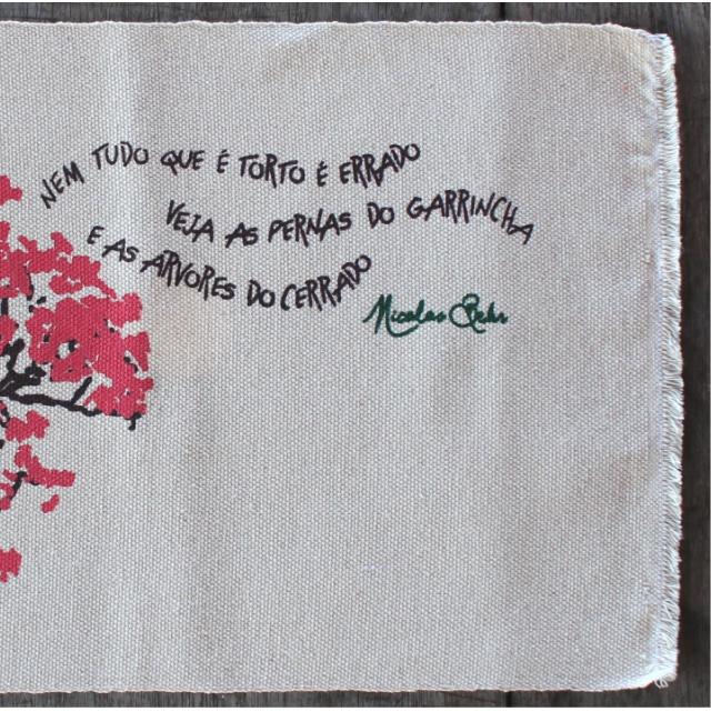 LUGAR NORDESTINO NICOLAS (IPÊ ROSA) - cru