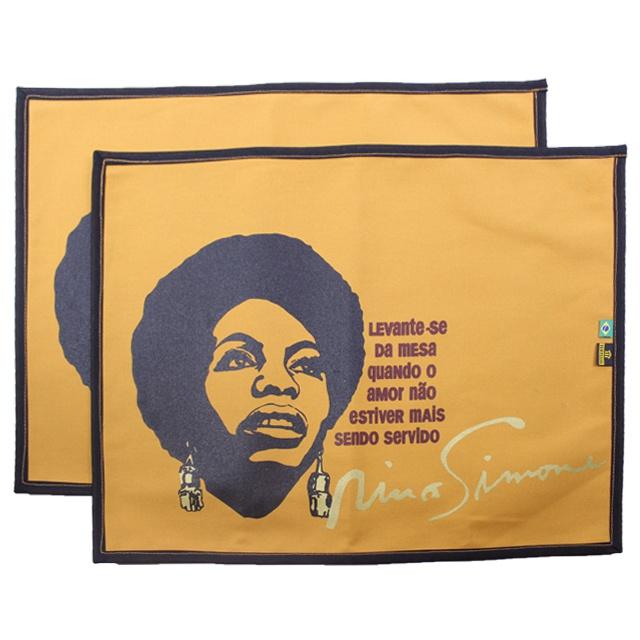 Lugar Americano Nina Simone Mostarda