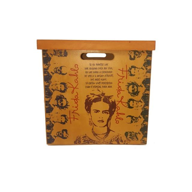 Caixa para Vinil - Frida kahlo