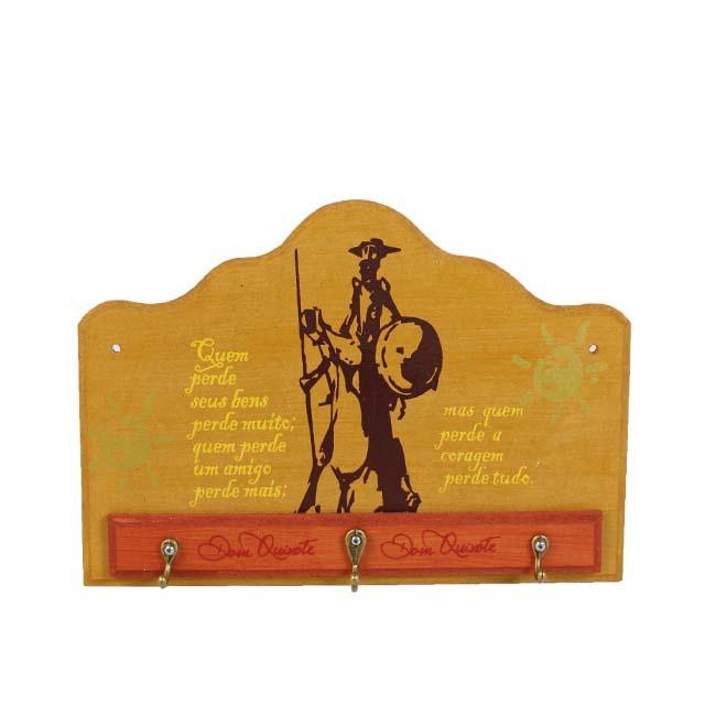 Porta-chaves Dom Quixote