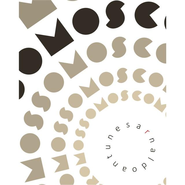 FUROSHIKI ARNALDO ANTUNES - Cromossomos - 70x70cm