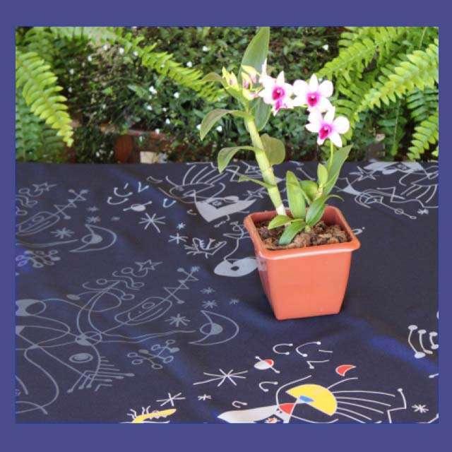 Toalha de Mesa Miró Marinho