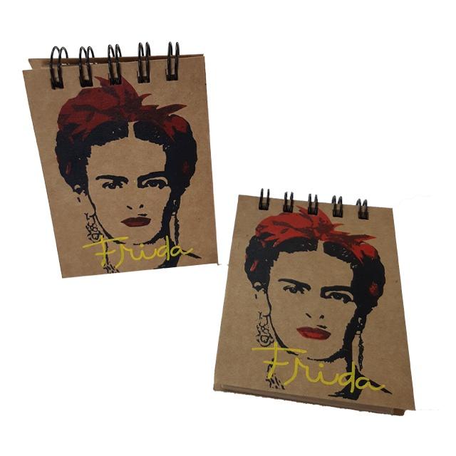 Bloquinho Frida Kahlo